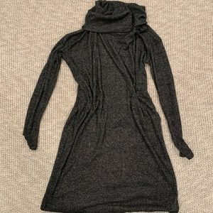 NWT GAP Sweater Dress with Cowl Neck